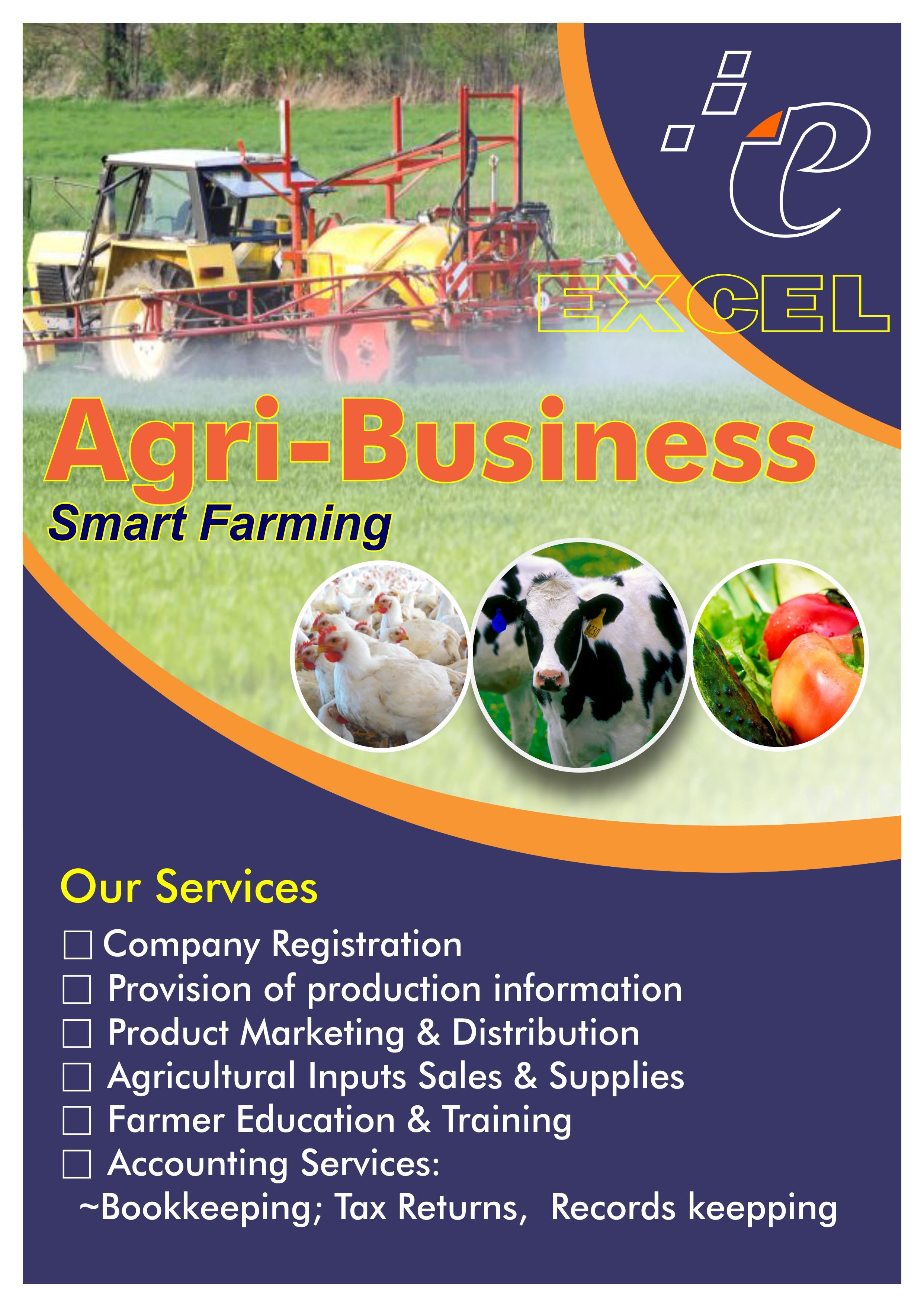 Agribusiness Poster