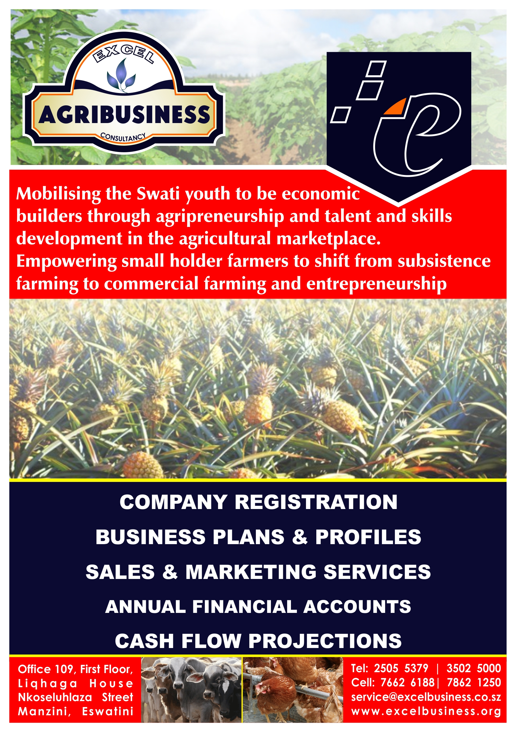 Agribusiness Poster 3